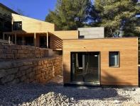 Habitatge bioclimàtic i passiu a Sant Cugat (En construcció)