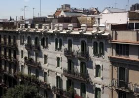 Rehabilitación integral edificio de viviendas y local c/ Bailén