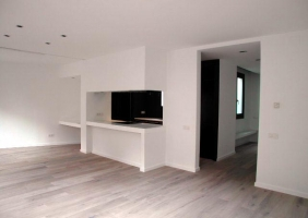Reforma interior de vivienda en Barcelona c/ Nápoles