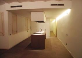 Reforma interior de vivienda en Barcelona c/ Sagués