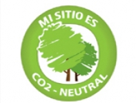 Mi web es CO2 neutral
