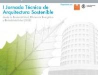 I Jornada Técnica de Arquitectura Sostenible