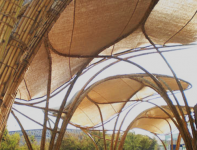 Jornades JIWAPOP 2014: CANYAVIVA – 'Construir amb Canya'