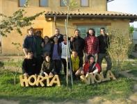 Jornades JIWAPOP 2014: Maren Termens  'Hàbitat Vegetal – ¿Com construir amb bales de palla?'