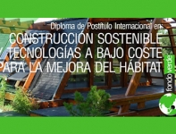 Diploma in Sustainable Construction and low-cost technologies for improving habitat