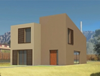 Bioclimatic & Passive House at Collbató (Project phase)