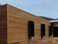 Bioclimatic & Passive House at Vallirana (Under construction)