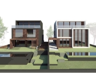 nZEB Energy consulting for 2 single family houses in Barcelona