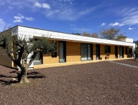 Bioclimatic & Passive House at Franqueses