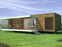 NOMAD Bioclimatic & Passive House Design